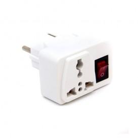 تبدیل برق سه به دو تسکو Universal Adapter TPS 504