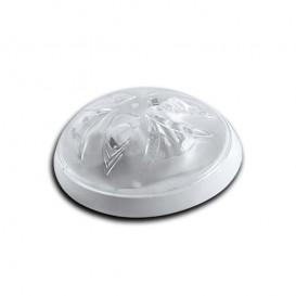چراغ سقفی خیام الکتریک مدل پروانه 1 لامپ