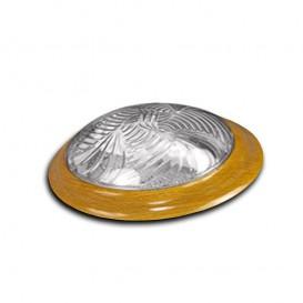 چراغ سقفی خیام الکتریک مدل اطلس 1 لامپ
