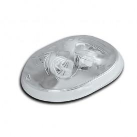 چراغ سقفی خیام الکتریک مدل پروانه 2 لامپ