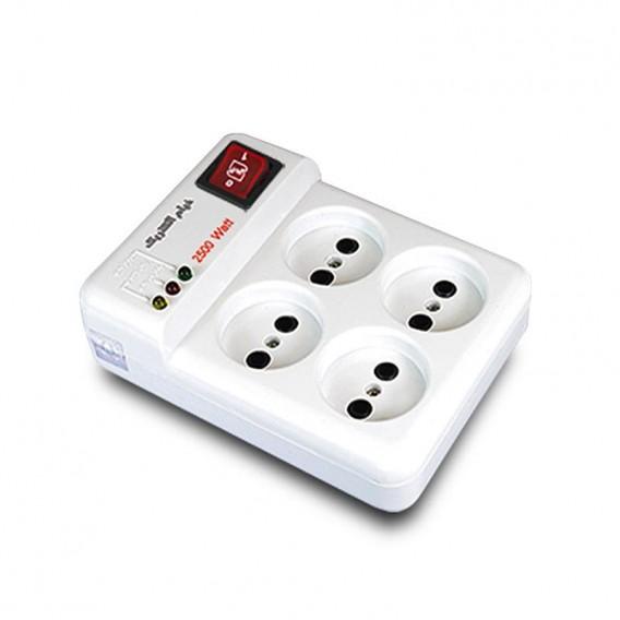 محافظ ولتاژ صوتی و تصویری کلیددار خیام الکتریک