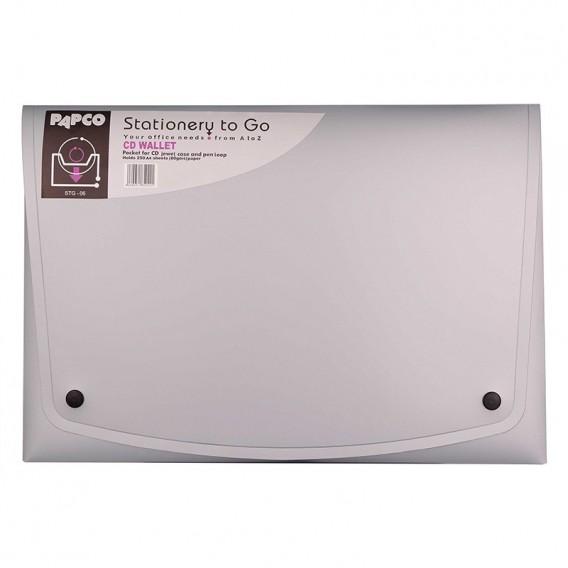 کیف سمیناری با جای CD پاپکو مدل STG-06