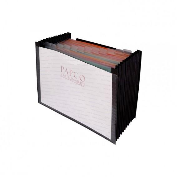 اکسپندینگ فایل رومیزی پاپکو مدل 2X-13Pockets