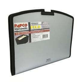 اکسپندینگ فایل و کیف دو منظوره پاپکو مدل KZA4-13Pockets
