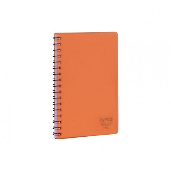 دفتر یادداشت شفاف 60 برگ پاپکو مدل A6-605