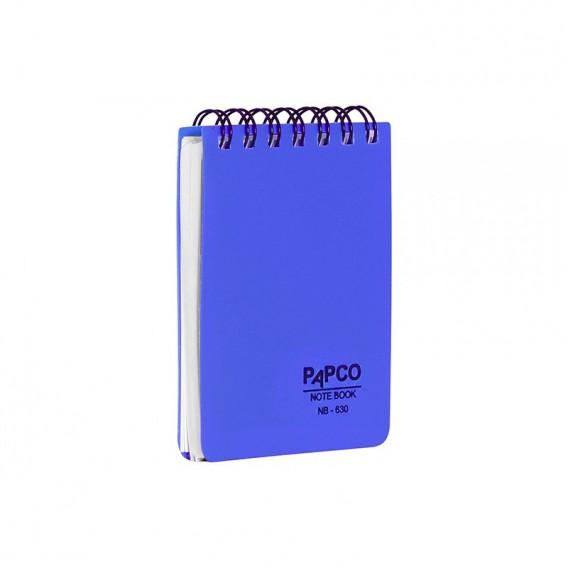 دفتر یادداشت مات 100 برگ پاپکو مدل NB-630M