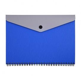 دفتر دکمه دار 80 برگ پاپکو مدل NB-637