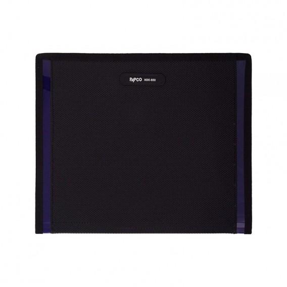 دفتر سمیناری قفل دار 100 برگ پاپکو مدل NBK-650