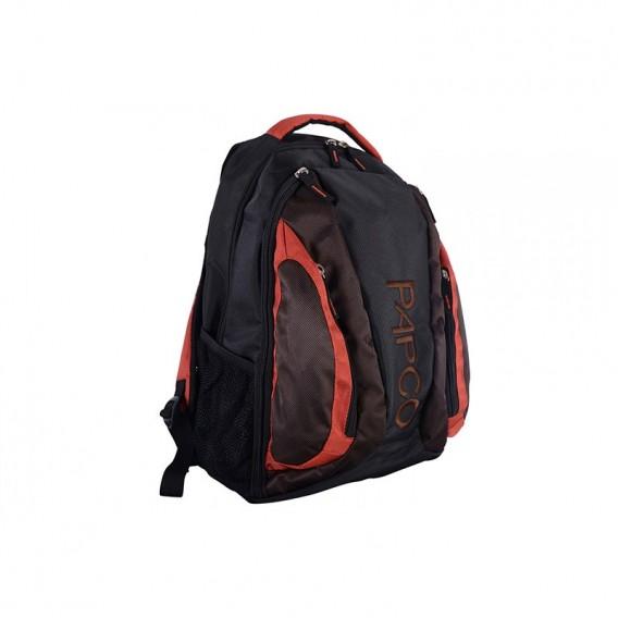 کیف کوله پشتی لپ تاپ دومنظوره 04 پاپکو مدل BPKZ-7104