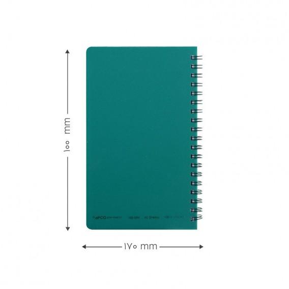 دفتر یادداشت 80 برگ پاپکو مدل NB-664