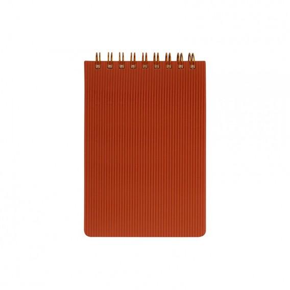 دفتر یادداشت سیمی طلایی 616 پاپکو مدل NB-616-2BC