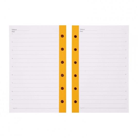 اوراق دفتر یادداشت قفل فلزی پاپکو مدل NB-638-SH