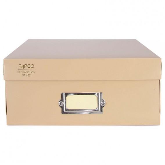 جعبه مدارک بزرگ پاپکو مدل SB-437