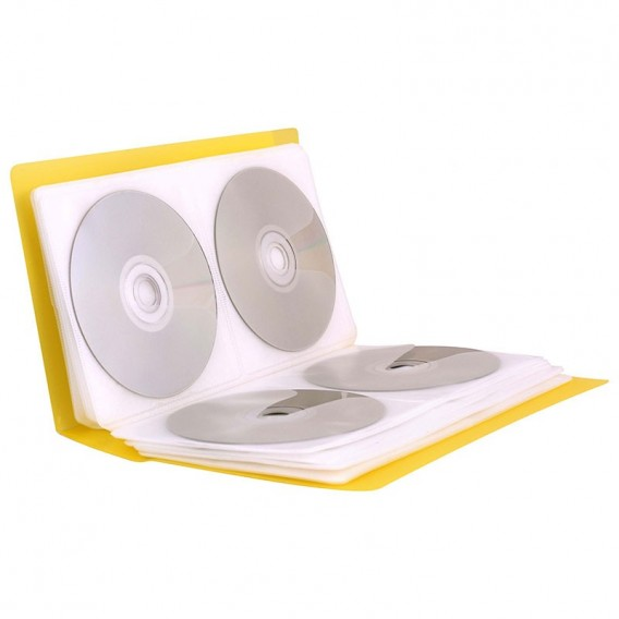 آلبوم 72 عددی CD و DVD پاپکو مدل CD-72