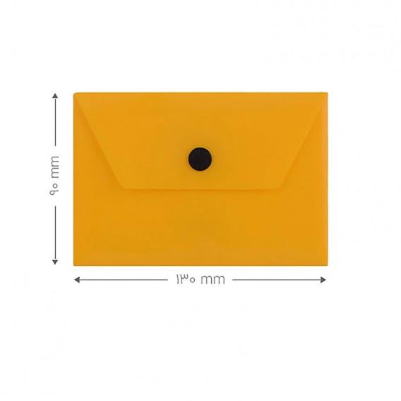 پاکت دکمه دار مات 130-90 پاپکو مدل 102M