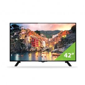 تلویزیون ال ای دی سه بعدی اسنوا 42 اینچ مدل SL3D - 42S57BLD