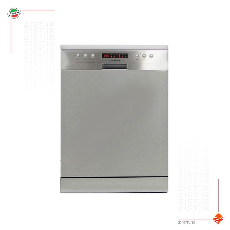 ماشین ظرفشویی اسنوا مدل پاور کلین SWD-146S