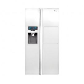 یخچال فریزر هم بر اسنوا ساید بای ساید مدل هایپر سفید Hyper SS-E3210GW