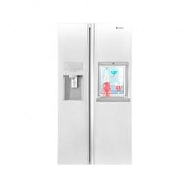 یخچال فریزر هم بر اسنوا ساید بای ساید مدل هایپر سفید Hyper SS-E3500GW