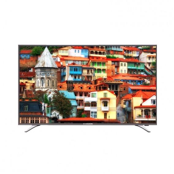 تلویزیون هوشمند ایکس ویژن 43 اینچ مدل 43XT515