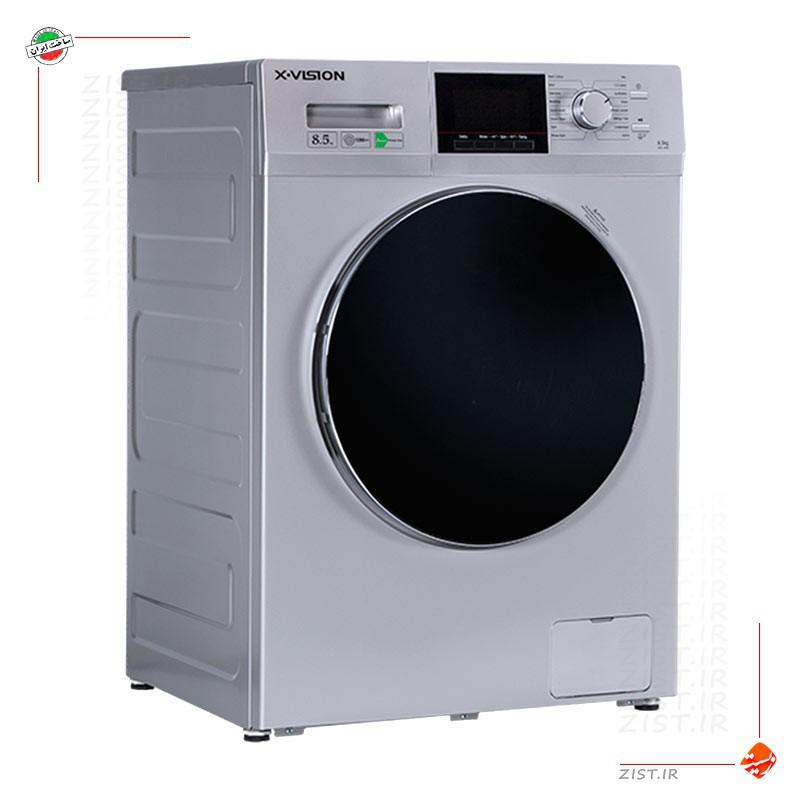 ماشین لباسشویی ۸/۵ کیلوگرمی ایکس ویژن مدل XTW-920S