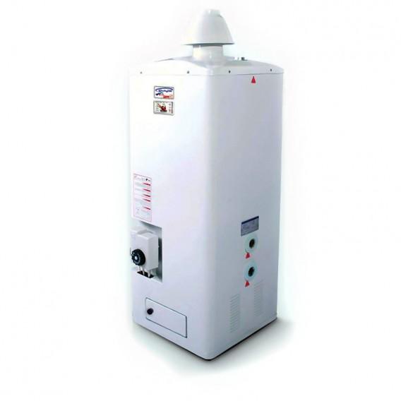 آبگرمکن گازی 50 لیتری گرمان گاز الکترواستیل یخچالی دیواری زودجوش