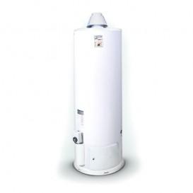آبگرمکن گازی 150 لیتری گرمان گاز الکترواستیل استوانه ای زمینی ایستاده