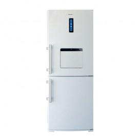 یخچال فریزر الکترواستیل مدل 35 فوت ES35 سفید فریزر پایین با درب بار
