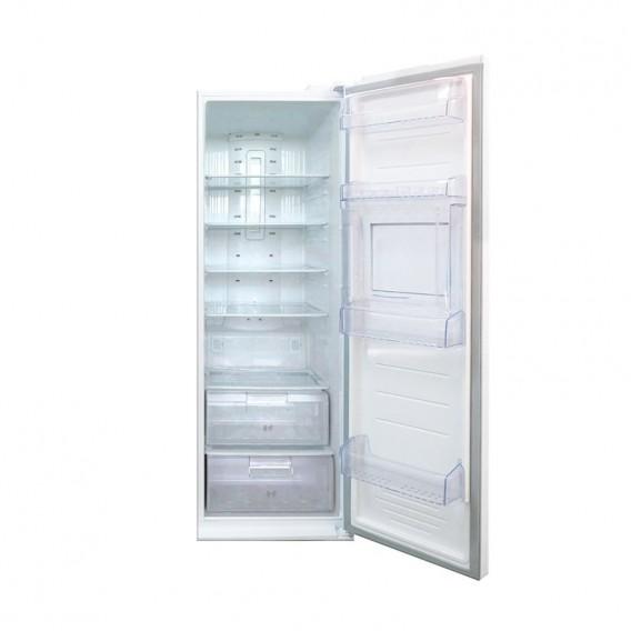 یخچال تک الکترواستیل مدل الکترویونیک 23 فوت ES23 سفید چرمی با درب بار