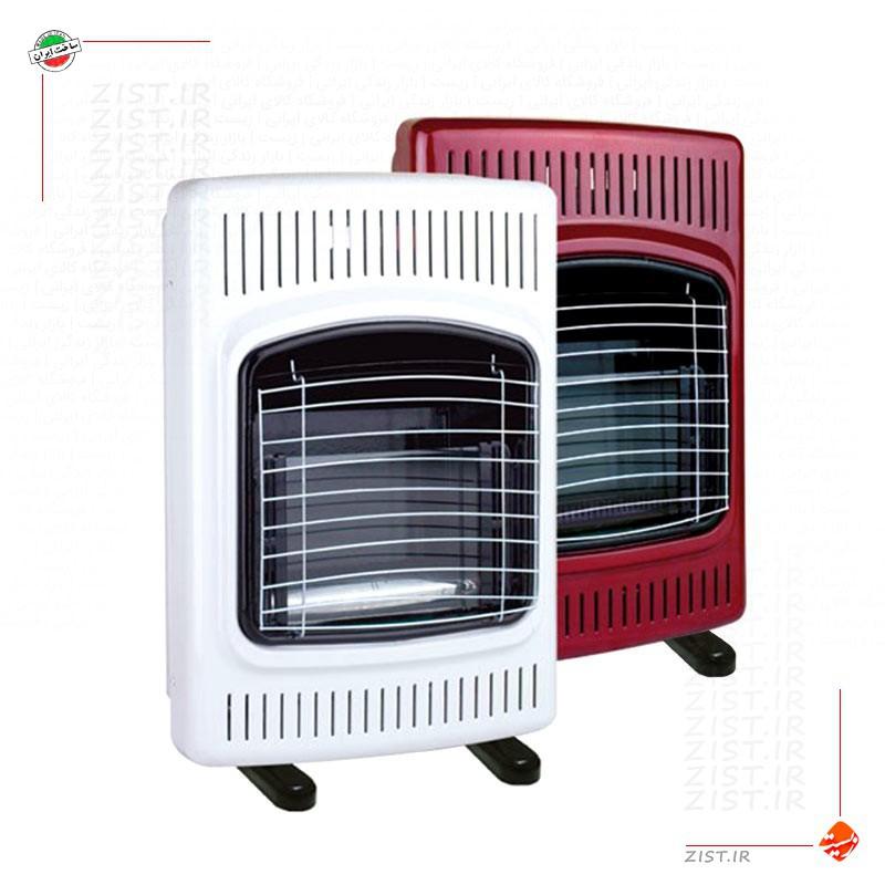 بخاری گازی بدون دودکش سایواگستر ایران شرق مدل شقایق 888 |