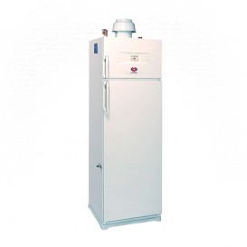 آبگرمکن گازی 200 لیتری سایواگستر ایران شرق مدل یکتا 970 یخچالی زمینی ایستاده ورق 4 م