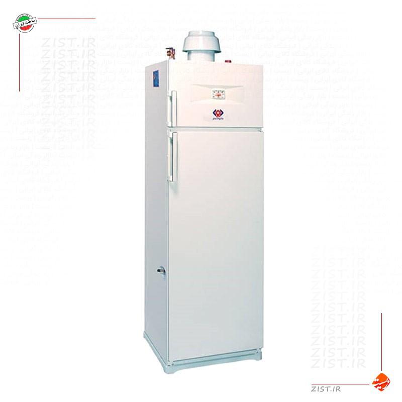 آبگرمکن گازی 190 لیتری سایواگستر ایران شرق مدل یکتا 970 یخچالی زمینی ایستاده ورق 4 م |