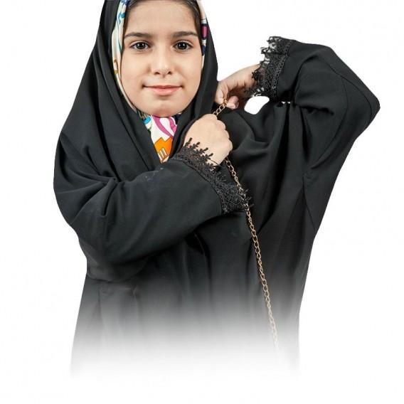 چادر ملی حریر اسود جوان