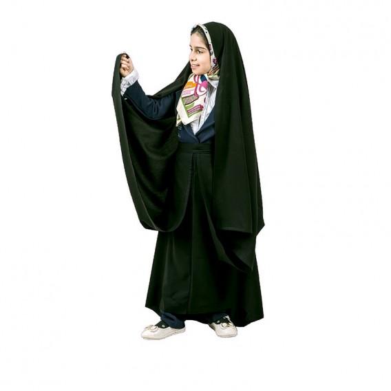 چادر کمری (قجری) کریستال دخترانه